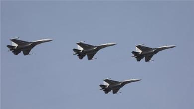 空军 苏-35战机提升全天候作战能力