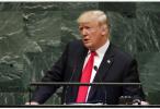 """美国多地举行示威活动 抗议特朗普动用行政权力筹款""""造墙"""""""