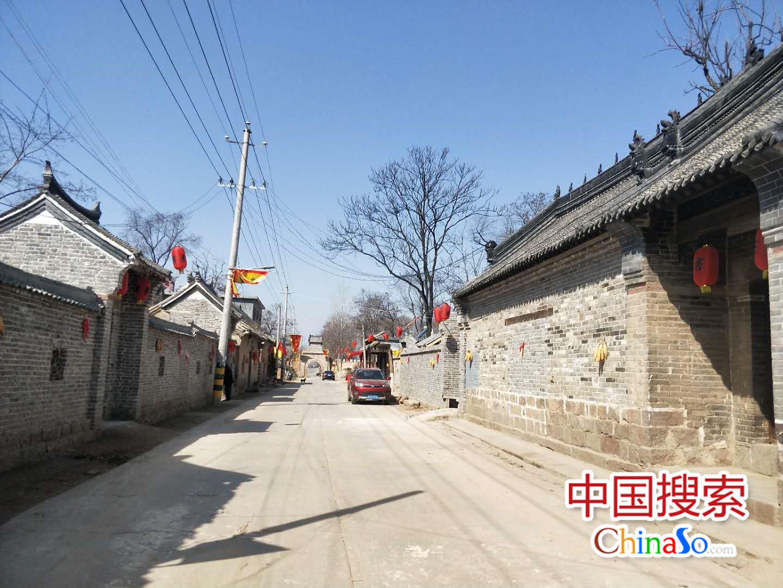 平顶山郏县:保护古村落发展旅游业 推动实现乡村振兴