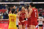 横扫韩国队 中国女排迎世界杯开门红!