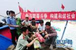 香河县新开街社区开展禁毒宣传!