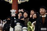 你好,2020!新年第一縷陽光照耀京城