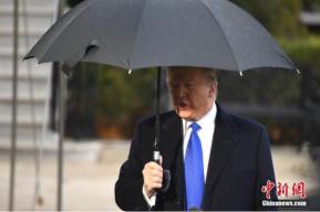 美国史上第三次总统弹劾审判开幕 特朗普表强烈不满