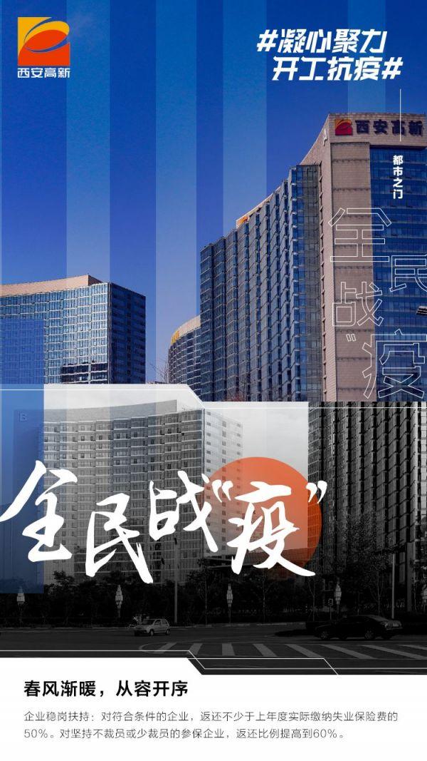 西安高新区全面助力企业复工,吹响这个春天的冲锋号!1