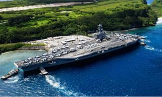 美航母水兵揭露关岛隔离设施现状:上百人同住体育馆 感染是迟早的事