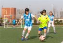 河南鲁山:快乐足球足够精彩 送教下乡帮扶结对