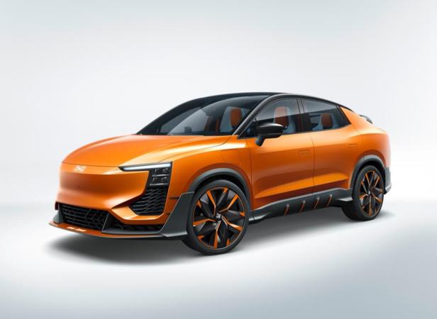 爱驰U6将于今年推出 爱驰汽车成立四周年展望