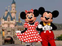 1955年第一座迪斯尼乐园开放