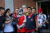 台湾男团成员家中吸毒被抓 明星女友也在场