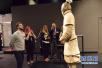陕西:秦兵马俑在西雅图太平洋科学博物馆展出