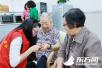 """上海觉群文教基金会开展重阳""""九一""""敬老活动"""