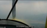 第一视角拍飞机