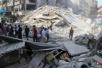 外媒:叙利亚阿勒颇再遭轰炸 外交努力陷僵持