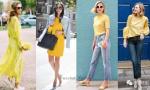 黄色才是2017春夏最美流行色,穿对真的美爆了!