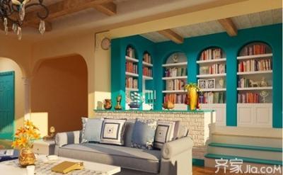 家里不可缺的吧台设计