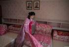 探访朝鲜织造厂宿舍