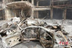 伊拉克首都两起袭击事件死亡人数升至126人