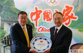 """探访里约奥运""""中国之家"""""""