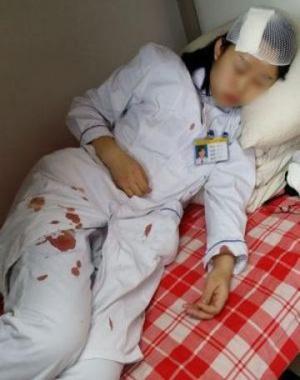 邯郸一女护士下夜班路上遭枪击!