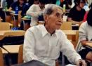 台湾大爷105岁考博士