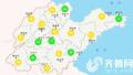 山东开启速冻模式今迎大范围降雪 17城空气质量优良