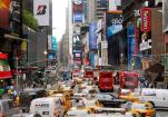 最新的全球城市拥堵排行榜发布 洛杉矶名列榜首