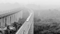 三峡库区首条高铁开通 重庆到万州不到两小时