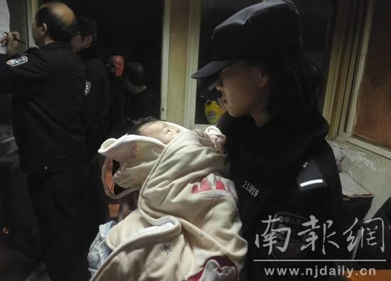90后 女警和一名弃婴的一小时温暖故事