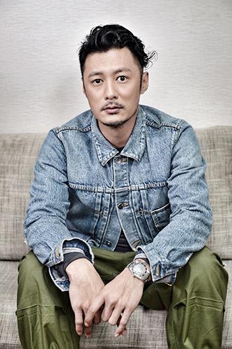 余文乐/核心提示:他习惯将生活和工作分开,我觉得自己的生活一定是最...