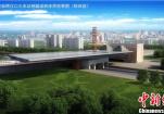 武汉开建罕见极不平衡转体桥 跨越沪蓉等9股火车道