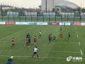 山东汉子牛!橄榄球比赛山东队52:0内蒙古队