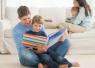 """亲子""""悦""""读 家长的陪伴是对孩子最好的教育"""