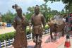 山东首个花园式旅游服务区在沂源落成 将成3A级景区