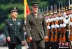 中美两军在朝鲜半岛危机下积极互动