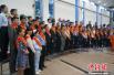 五四青年节前夕 郑州27人11个集体获颁五四奖章