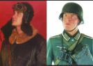 苏联红军军服与德军军服