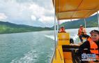 老挝南俄湖风光
