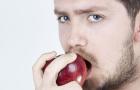 吃苹果减肥不存在的 食物替代品热量并不低