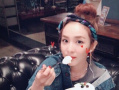 2NE1前成员Dara晒自拍 33岁童颜依旧嫩肤惹人羡