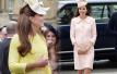 凯特王妃第三胎孕吐比前两胎严重 威廉王子透露正用姜治疗