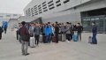 兵分两路!济南121名地铁新人前往苏州南京培训