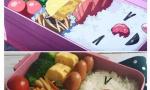 亲做宫崎骏画的美食