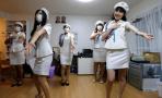 日本女孩迷恋朝鲜