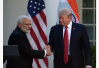 """印自认成为美亚洲战略重要支点 莫迪称特朗普""""能做大事"""""""