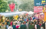 吃货们准备好了吗?杭州首场集装箱造食节来了
