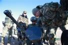 中俄反恐演训兵器有啥