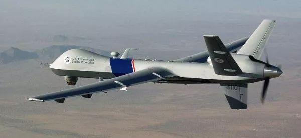 ▲MQ-9B无人机