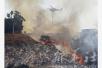 美托马斯山火持续肆虐 加州华裔学生紧急撤离