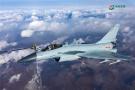中国空军远程攻击训练