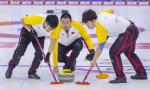 中国男女队双双进入2017国际冰壶精英赛半决赛